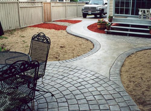 Custom Concrete Design Inc Specializing In Decorative